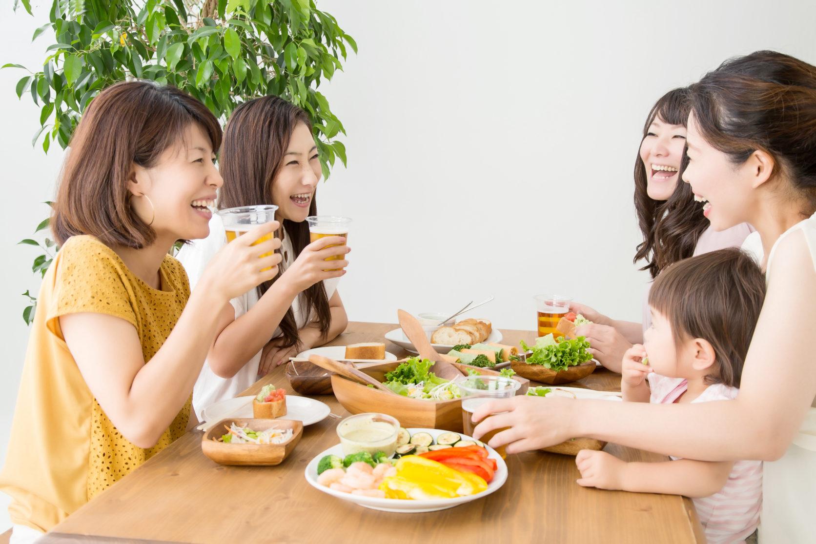 パーティー向けのご飯にはこれ!見栄えもGOODな手まり寿司